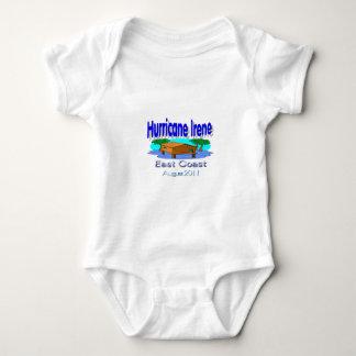 Hurricane Irene Infant Creeper