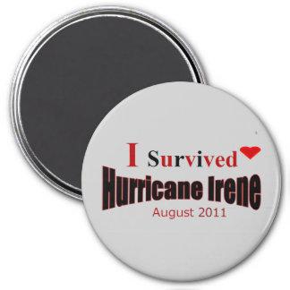 Hurricane Irene Magnet