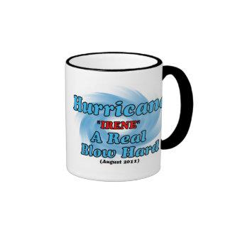 """Hurricane """"IRENE"""" Mug"""