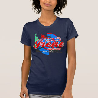 Hurricane Irene New York City T-Shirt