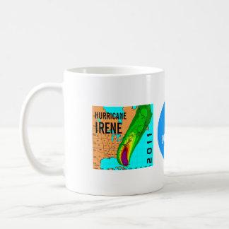 Hurricane Irene Sign Mug
