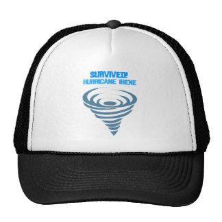 Hurricane Irene Survived Hat