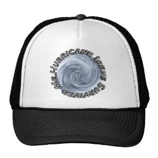 Hurricane Irene Survived Me Mesh Hat