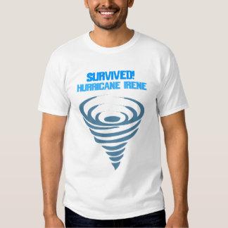 Hurricane Irene Survived Shirt