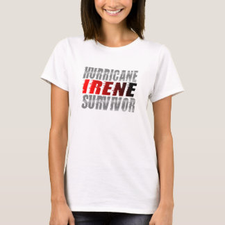Hurricane Irene Survivor T-shirt
