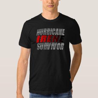 Hurricane Irene Survivor Tee Shirt