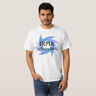 Hurricane IRMA Volunteer Rescue Shirt