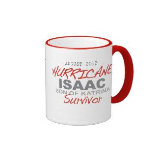 Hurricane Isaac Survivor Coffee Mugs