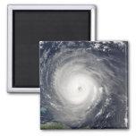 Hurricane Isabel Magnet