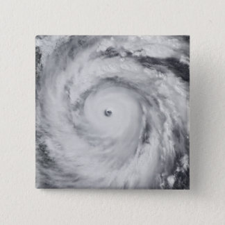 Hurricane Jangmi 15 Cm Square Badge