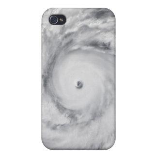 Hurricane Jangmi iPhone 4 Case
