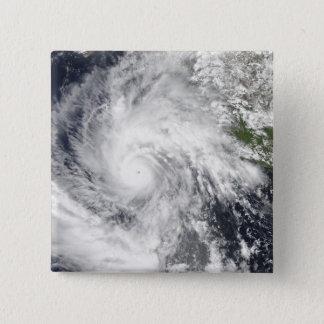 Hurricane Jimena 15 Cm Square Badge