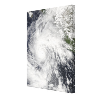 Hurricane Jimena Canvas Print
