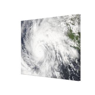 Hurricane Jimena Canvas Print