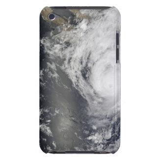 Hurricane Jimena over Baja California Barely There iPod Covers