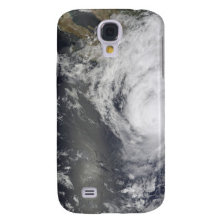 Hurricane Jimena over Baja California Galaxy S4 Case