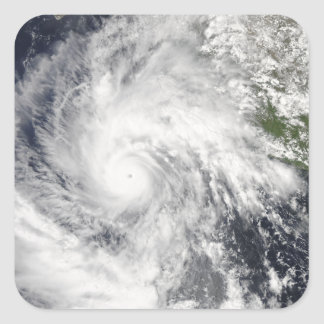 Hurricane Jimena Square Sticker