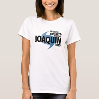 Hurricane Joaquin Survivor T-Shirt