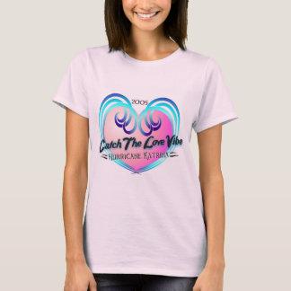 Hurricane Katrina 2005 Love Vibe T-Shirt