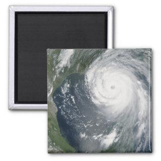 Hurricane Katrina 2 Square Magnet