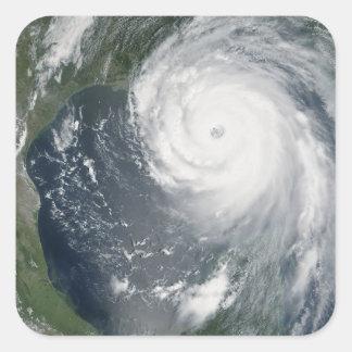 Hurricane Katrina 2 Square Sticker