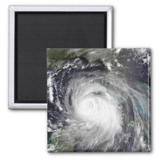 Hurricane Katrina 3 Square Magnet