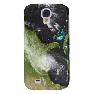 Hurricane Katrina 4 Galaxy S4 Case