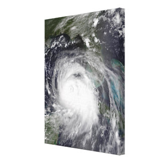 Hurricane Katrina Gallery Wrap Canvas