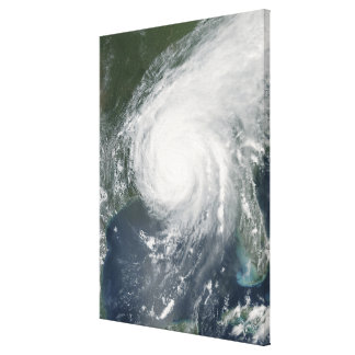 Hurricane Katrina Canvas Print