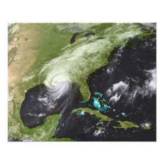 Hurricane Katrina Photo Print
