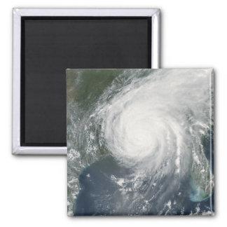 Hurricane Katrina Square Magnet