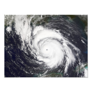 Hurricane Lili Photo Print