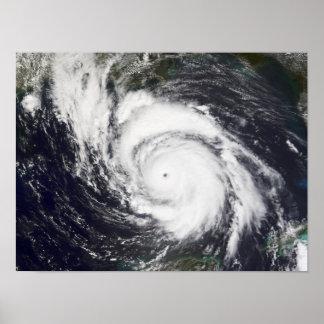 Hurricane Lili Poster