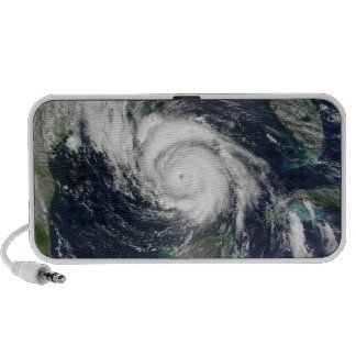 Hurricane Lili Travelling Speakers