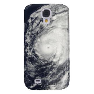 Hurricane Neki west of Hawaii Galaxy S4 Case