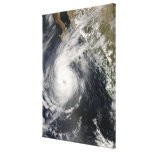 Hurricane Norbert off Mexico 2 Canvas Prints