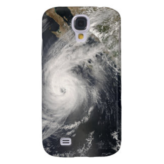 Hurricane Norbert off Mexico 2 Galaxy S4 Case