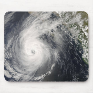 Hurricane Norbert off Mexico 2 Mouse Mat