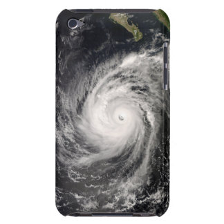 Hurricane Norbert off Mexico Barely There iPod Case