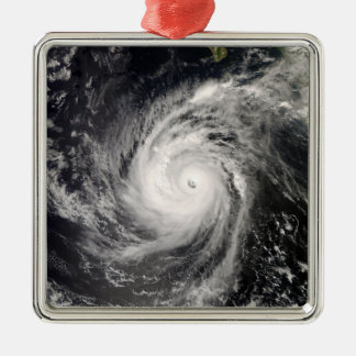 Hurricane Norbert off Mexico Christmas Ornament
