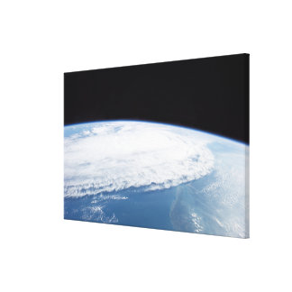 Hurricane Ophelia Canvas Print