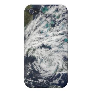 Hurricane Paloma 2 iPhone 4 Cover