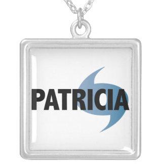 Hurricane Patricia Survivor Mexico 2015 Silver Plated Necklace