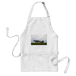 Hurricane Ready For Takeoff Standard Apron