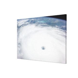 Hurricane Rita 3 Canvas Print