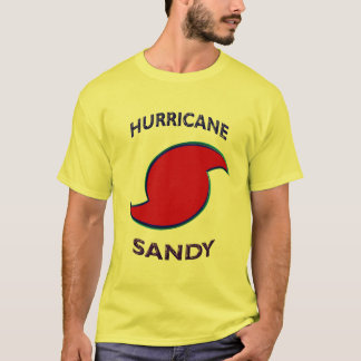 Hurricane Sandy Symbol T-Shirt