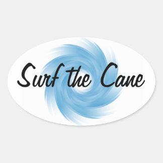HURRICANE SURFER stickers (4)
