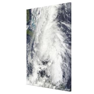 Hurricane Tomas Canvas Print