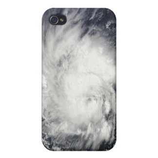 Hurricane Tomas over the Lesser Antilles Case For The iPhone 4