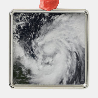 Hurricane Wilma in the Atlantic and Caribbean Christmas Ornament